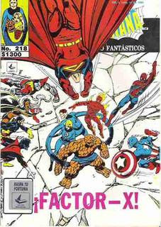 Asombroso Hombre Araña, Vengadores, Kaliman Fantasticos Bbf