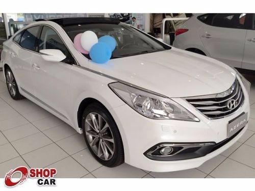 Hyundai Azera 2016 Sucata Somente Peças Autoparts Abc