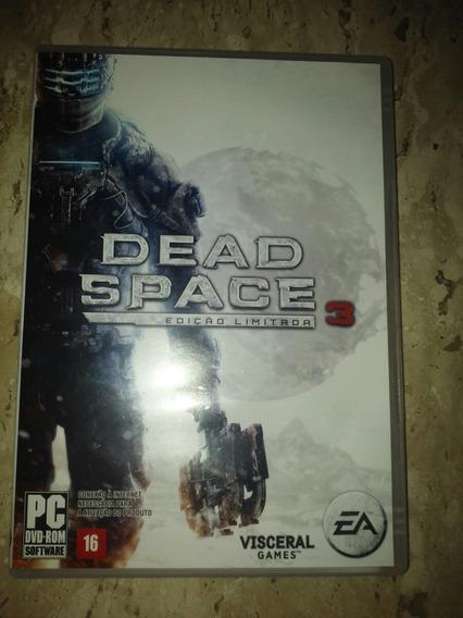 Dead Space 3 Edição Limitada