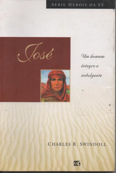 Livro: Série Heróis Da Fé - José - Seminovo - Frete R$ 9,50