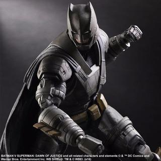 Batman Dawn Of Justice Play Arts Kai Square Superman Joker