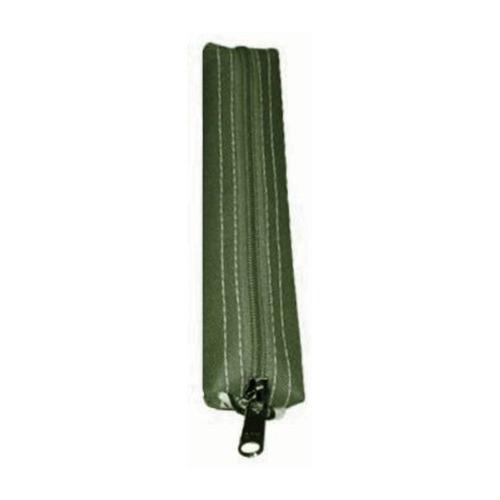Estojo Palito Lona School Fashion - Verde