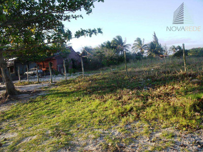 Terreno Residencial À Venda, Hospício, Araruama - Te0030. - Te0030
