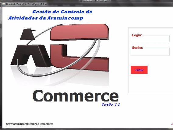 Código De Sistema De Gestão Comercial Em Java: Aprendizado