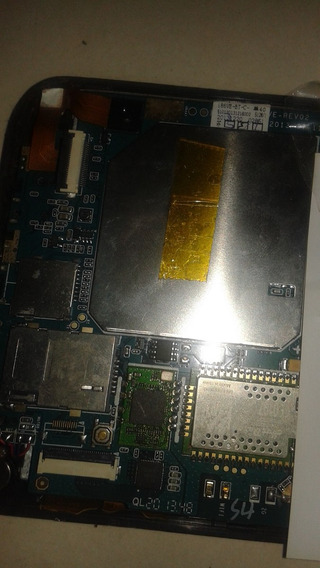 Placa Mae Do Tablet Doltom Dotpad Dt 7700 Gsm