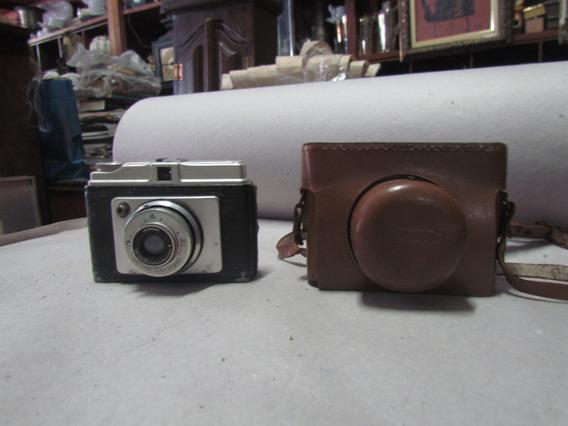 Antiga Câmera Fotográfica Dacora Color-digna 1