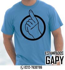 Estampados Camisas Franelas Servicio Estampado Serigrafia