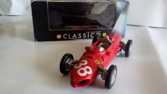 Ferrari 156-61 Shell