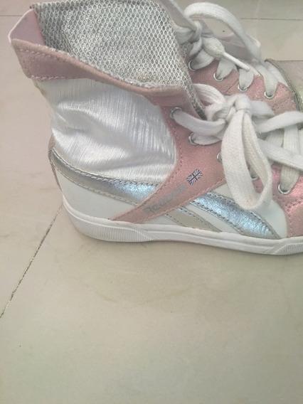 Vendo Zapatillas De Nenas Reebook!