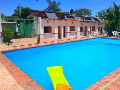 Alquiler Duplex/dpto, P/4pers, Pileta, Villa Carlos Paz