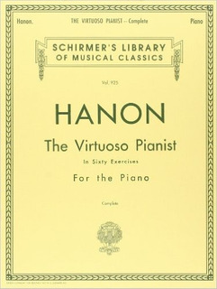 Hanon: The Virtuoso Pianist In Sixty Exercises, Comple *sk
