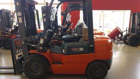 Autoelevador Chl (heli) 2.5t, 3t Motor Isuzu Los Tanos