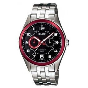 Relógio Casio Mtp-1353d-1b2 Masculino