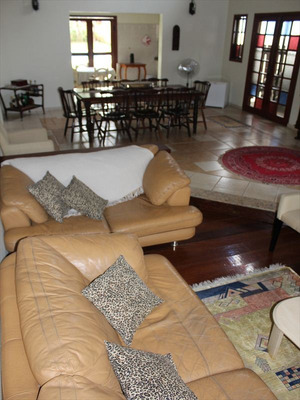 Ref.: 1146 - Casa Condomínio Fechado Em Bertioga, No Bairro Boraceia - 3 Dormitórios
