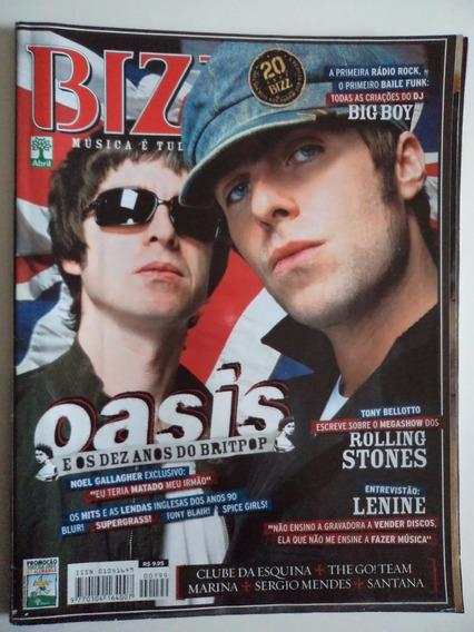 Revista Bizz - Edição 20 Anos
