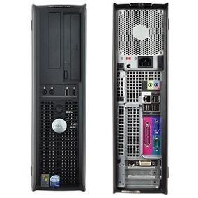 Cpu Dell Optplex 755 E8400 3.0 6gb Hd 80 #maisbarato