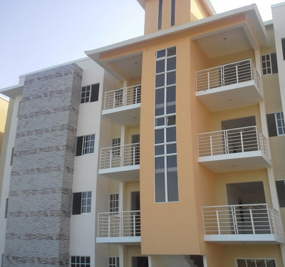 Residencial Las Palmeras Casa Y Apartamento Con Terraza