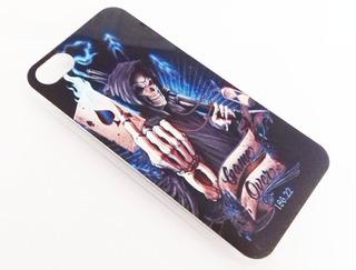 Estuche Carcasa Case Calavera Parca iPhone 5 5s Skpalace