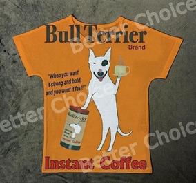 T - Shirt Cão Bull Terrier