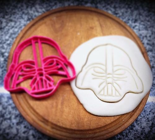 Cortantes  Para Galletitas Star Wars !