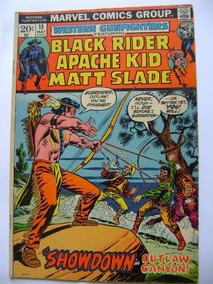 Western Gunfighters Vol.1 N°15 May 1973 Lindo!!! Raridade!!!