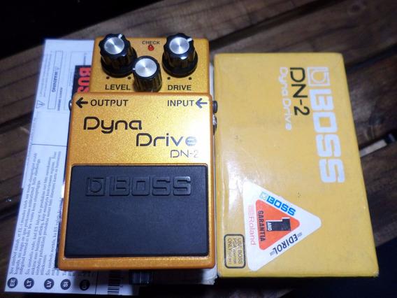 Pedal Boss Dyna Drive Dn-2
