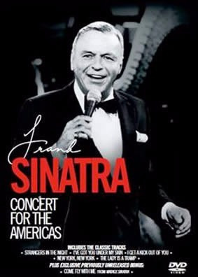 Sinatra Frank - Concert For The Americas Dvd P