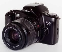 Camera Eos-500