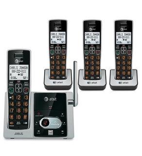 Att-cl824134 Sistema De Contestador De Llamadas Cid