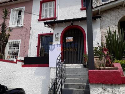 Casa Comercial Para Locação, Perdizes, São Paulo. - Codigo: Ca0799 - Ca0799