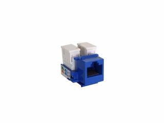 Conector Jack Rj45 Cat5e 90grados Enson Ens-jc5bl Azul