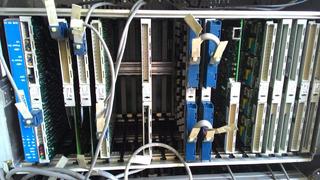 Central De Pabx Ericsson Md 110 Com 8 Placas Elu 29 Tlu 76