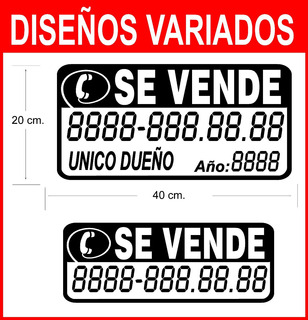 Calcomania Se Vende En Vinil Sticker Para Carros