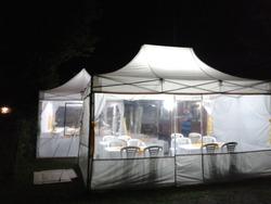 Dejavu Garden-fiesta En Casa-carpas Para 20/ 40/ 70/ 100pers