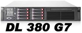 Servidor Hp Dl380 G7 2x Xeon Q.core/32gb Ram/2x300gb