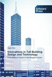 Innovations In Tall Building Design And Technol Envío Gratis