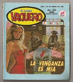 Comics El Libro Vaquero Ed Novedades Años 80s