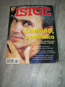 Isto É Nº 1389 - Caetano Veloso, Marcia Maleckas Carrasco