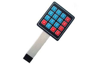Teclado Matricial 4x4 Keypad Arduino