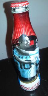 Botella De Coca Cola. Copa America 2011.
