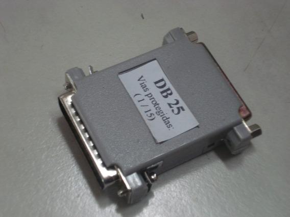 Protetor De Surtos P/ Interface Serial Db 25 Tipo Pts Rs 232