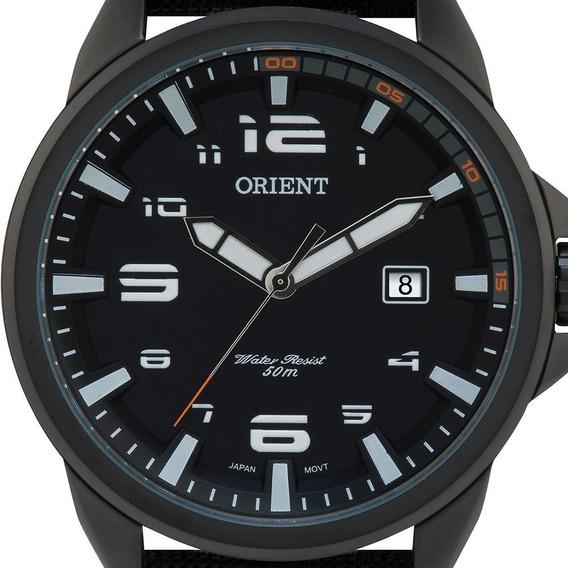 Relógio Orient Mpsn1002 Masculino Sport Pulseira De Nylon