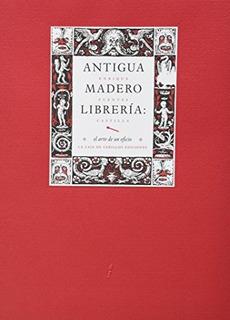 Antigua Madero. Libreria El Arte De Un Oficio; Envío Gratis