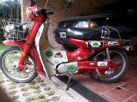 Ciclomotor 80 Cc 2 Tiempos Marca; Lingyang 80cc