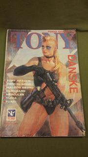 El Tony Todo Color 95 Marzo 1993 Editorial Columba Argentina