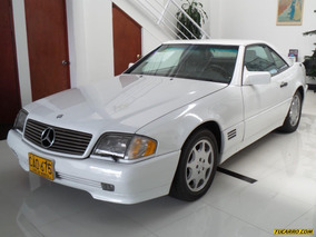 Mercedes Benz Clase Sl 300 Sl Coupe
