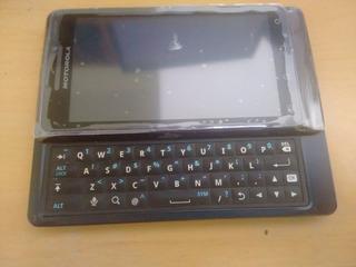 Touch+ Display +teclado Completo, Motorola Milestone A953