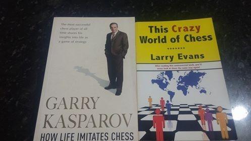 Livros Sobre Xadrez (inglês)
