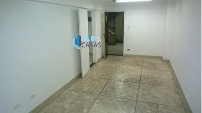 Sala Comercial A Venda No Bairro Centro Em Santos - Sp. - S