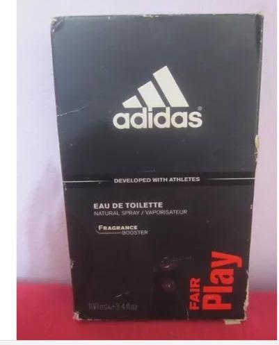 Perfume Para Hombre Fair Play Marca adidas Importado De Usa